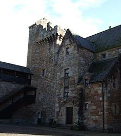 Dean Castle Kilmarnock, Scotland