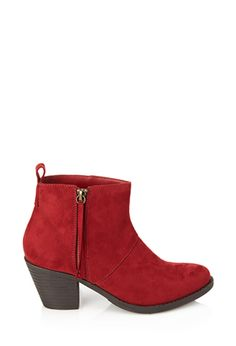 886bf6a26f33 Forever 21. Red BootsBoots ...