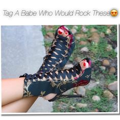 High Heel Lace Up Ankle Booties https://www.myshoebazar.com/shoes/discount-high-heel-lace-up-ankle-booties/