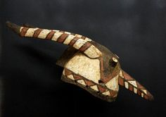 (TS067) MOSSI - Cimier zoomorphe, L'éventail des masques zoomorphes