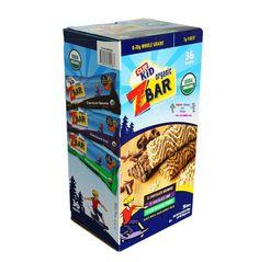 Clif Kid Organic ZBar Variety Pack 36 Count