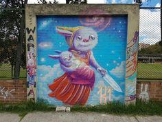 #streetart #colombia #bogota