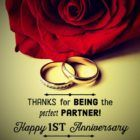 The Best Anniversary Quotes To Celebrate Your Love | Love Quotes on Celebrating 1 Year of relationship