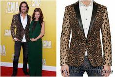 The Derek's Blog: Jake Owen en Dsquared2 – 2012 Country Music Awards