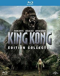 King Kong [Édition Collector]  - BLU-RAY NEUF
