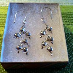 Earrings (Dangling Beads)