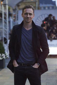Tom Hiddleston   - 63rd San Sebastian Film Festival: Celebrities - Day 4