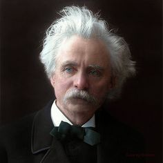 Edvard Hagerup Grieg 15 June 1843 – 4 September 1907 was a Norwegian composer and pianist Music Love, Art Music, Music Artists, Folk Music, Claude Debussy, Classical Music Composers, Writers And Poets, Opera Singers, Famous Men