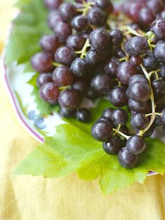 Got an achy back? Grapes could be the ticket to a speedy recovery. Recent studies at Ohio State University suggest eating a heaping cup of grapes daily can relax tight blood vessels, significantly improving blood flow to damaged back tissues (and often within three hours of enjoying the first bowl).
