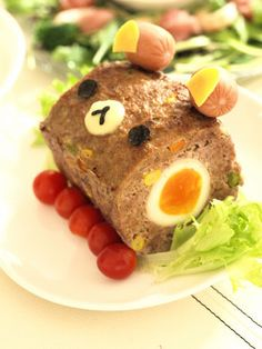 Meat Loaf Rilakkuma