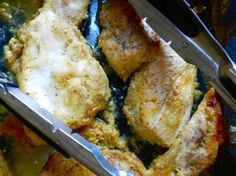 the world's best chicken - ok not that healthy - but I did use light syrup! still making this for dinner!