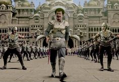 'KOCHADAIYAAN' SUPER STAR'S 3D ANIMATED MOVIE – OFFICIAL TRAILER http://www.gtamilcinema.com/2013/09/09/kochadaiyan-official-trailer/