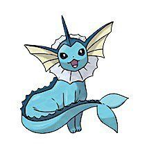 Vaporeon. Check more on pokemonsbook.com