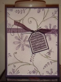 Sisters birthday card by Jeanniebabes - Cards and Paper Crafts at Splitcoaststampers