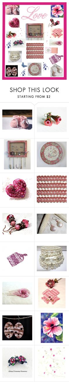 """""""Love These Lovelies!"""" by ameliabathandbody ❤ liked on Polyvore featuring vintage"""