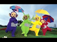 Teletubbies New 2014 - 1 HOUR Part 11 [Full Episodes in English] HD