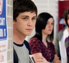 "Logan Lerman ""Charlie"" from The Perks of Being a Wallflower"