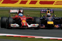 Confira as melhores cenas da corrida realizada no último domingo no circuito de Silverstone.
