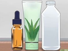 How to Make Gel Alcohol Hand Sanitizer. Using soap and water is the best and most traditional way to get your hands clean, but there are times when you simply can& get to a sink to wash them. Gel alcohol hand sanitizer is an excellent and. Natural Disinfectant, Disinfectant Spray, Alcohol En Gel, Plant Therapy, Jelsa, Clean House, Cleaning Hacks, Essential Oils, Bottle