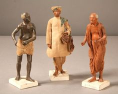 Krishnanagar dolls Old men