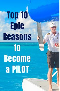 Top 10 epic reasons to become a PILOT: - Pilotnpaws Fun Fly, Becoming A Pilot, Commercial Pilot, Pilot License, Female Pilot, Travel Jobs, Career Choices, Above The Clouds, Ultimate Travel