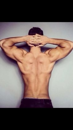 David Gandy..omg I love his back..... sooooo lickable..sssss