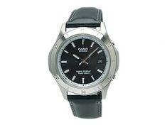 G-SUPPLY | Rakuten Global Market: Casio tough solar radio watch lineage Waveceptor black dial black leather belt domestic model LIW100TLJ-1AJ