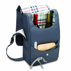 Picnic Time Carnaby Street Wensleydale DualBottle Insulated Wine Tote * Want to know more, click on the image.