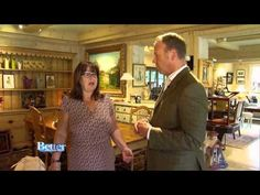 Middlebury Consignment: Design & Consign Event (BCT 10/15) - Recently Scot Haney of WFSB's Better Connecticut visited Middlebury Consignment and Home Design to talk with Nancy about the upcoming Design and Consign event. http://www.middleburyconsignment.com