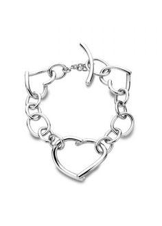 Hot Diamonds Just Add Love Bracelet