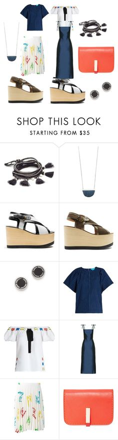 """Crazy...."" by jamuna-kaalla ❤ liked on Polyvore featuring Chan Luu, Madewell, Isabel Marant, Marc Jacobs, M.i.h Jeans, Caroline Constas, The Vampire's Wife, J.W. Anderson, Estemporanea and vintage"