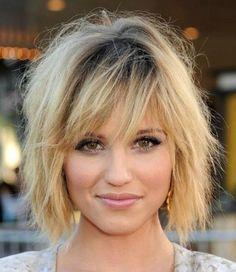 Short Length Hairstyles Captivating Short To Medium Hairstyles With Bangs  Hair  Pinterest  Medium