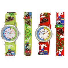 #DKwholesale #Ravel 3D Train Design Time Teacher Boys #Watch at #Wholesale #Trade price.  Email us watches@dkwholesale.com or 01618340706