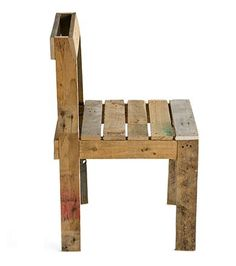Very few instructions, but a basic how-to on chairs and table from pallets