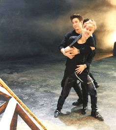 GOT7 | Junior <3 Mark - If You Do (Junior wasn't going to stop.. ;3)