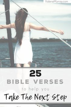Are you afraid to walk through the doors God opens in your life? Here are 25 Bible verses to help you take the next step! Christian Marriage, Christian Women, Christian Faith, Christian Quotes, Christian Living, Facing Fear, Fear Of The Unknown, Bible Verses, Scriptures