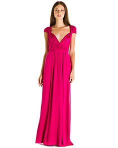 Some of you have to get in on this: TART Collections Sangria Infinity Maxi Dress