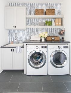 """Outstanding """"laundry room storage diy cabinets"""" info is readily available on our site. Read more and you wont be sorry you did Laundry Shelves, Laundry Room Cabinets, Basement Laundry, Laundry Room Organization, Diy Cabinets, Small Shelves, Basement Shelving, Laundry Storage, Basement Ideas"""