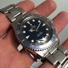 Tudor submariner 1980