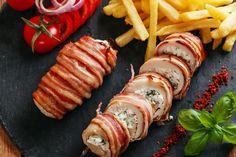 Sausage, Bacon, Pork, Recipes, Cooking Recipes, Kale Stir Fry, Sausages, Recipies, Ripped Recipes
