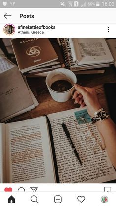 Coffee And Books, Athens