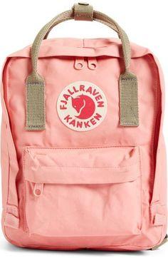 Fjällräven 'Mini Kånken' Water Resistant Backpack (Nordstrom Exclusive Color)
