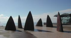 north. installed in 2000 on the Corio Bay foreshore in Geelong
