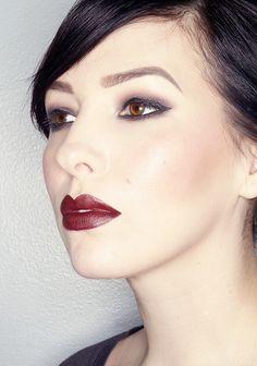 Makeup Monday: Blackheart   Keiko Lynn