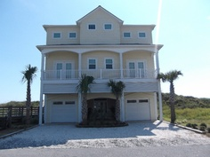 Ocean Isle. Strong contender. Pool. Good living and deck space. Golf $5900 AT-B+