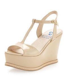dee keller #wedge #shoes #sandals