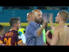Frosinone - Roma 0 - 2 - Matchday 3 - ENG - Serie A TIM 2015/16 - YouTube