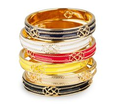 Knotted Rope Bangle ♛