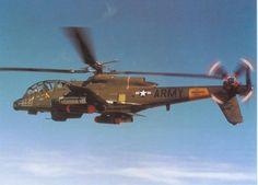 Lockheed AH 56 Cheyenne