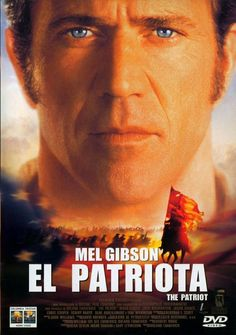 EL PATRIOTA.  DVD